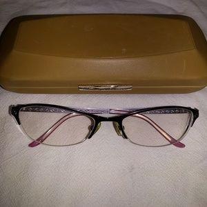 e21e97c632 ... Tommy Bahama semi rimless eyeglass frames ...