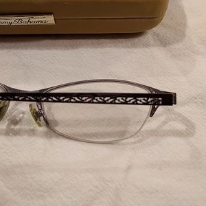 4053963ebb2bb Tommy Bahama Accessories - Tommy Bahama semi rimless eyeglass frames