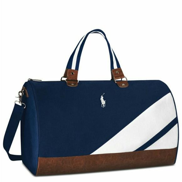 ... low cost ralph lauren polo weekender duffle bag 0b2b9 7b22a 609a146eadc4b