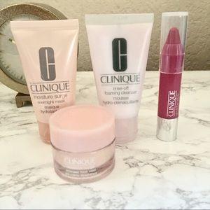 Other - Clinique Skincare Makeup Set