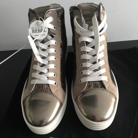 Hogan Rebel Shoes | Hogan Rebels High