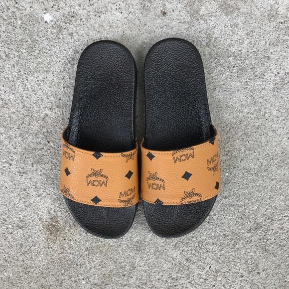 d4ee26ee7062 Women s NEW custom MCM Slides!!