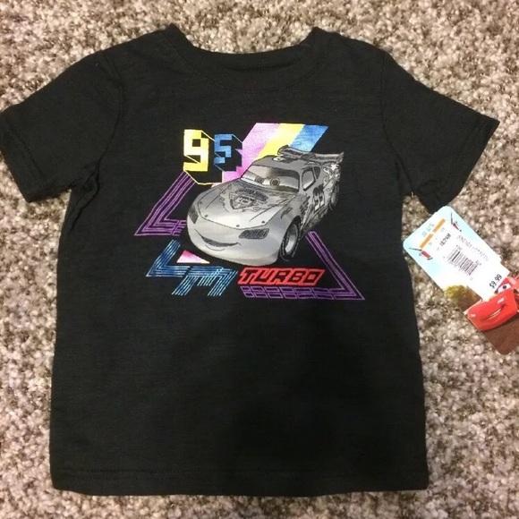 black t shirt 12-18 months