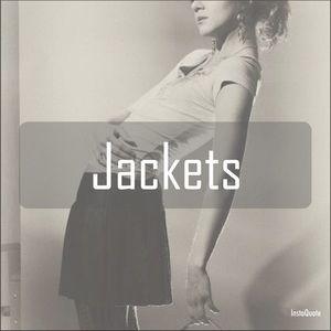 Jackets & Blazers - Jackets & Blazers Beyond This Point!
