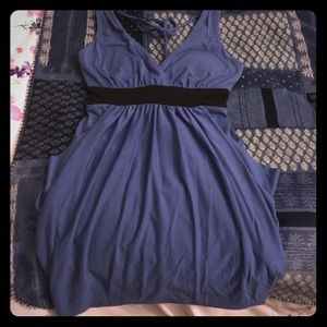 A little blue dress from my mymichelle