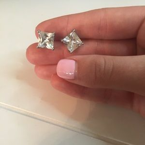Jewelry - Cz Stud Earrings