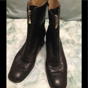 Salvatore Ferragamo boots...