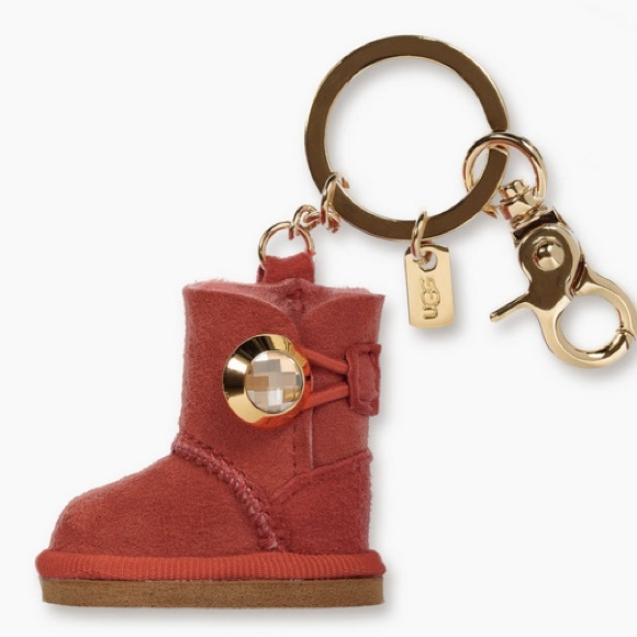 7d35472f433 UGG Accessories | New Swarovski Bailey Lavish Charm Key Chain | Poshmark