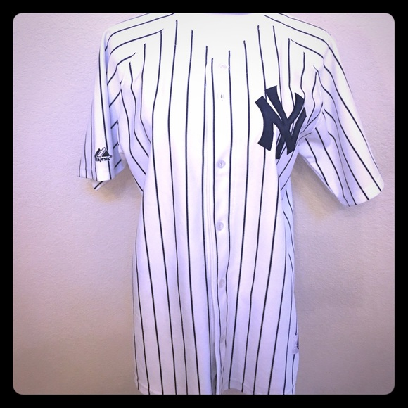 factory price 7b166 7079c ⚾️ [Majestic] A-Rod NY Yankees Jersey ⚾️