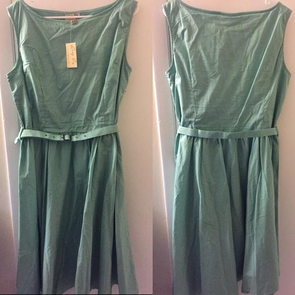 45fa07d1b6ce Lindy Bop Dresses   Nwt Audrey Swing Dress 2xl   Poshmark
