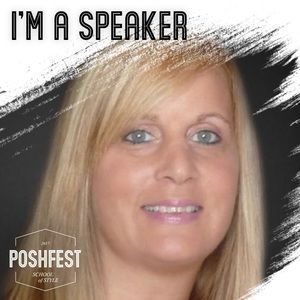 Other - I'm beyond excited to be speaking at POSHFEST 2017