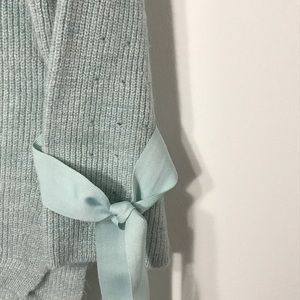 Topshop Sweaters - Topshop Tie Cuff Sweater NWT 3241dd61e