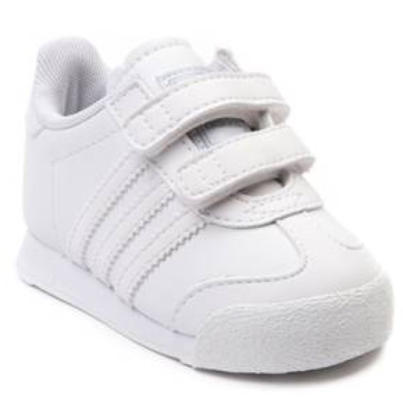 adidas Other - ADIDAS Samoa Baby Shoes Size 4K 59fe005e24ef