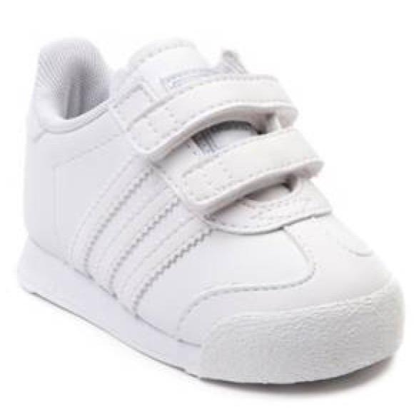 Le Adidas Samoa Piccola Taglia 4 Poshmark