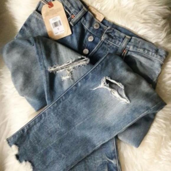 Ralph Lauren Denim /& Supply Womens Low Rise Distressed Denim Flare Jeans New