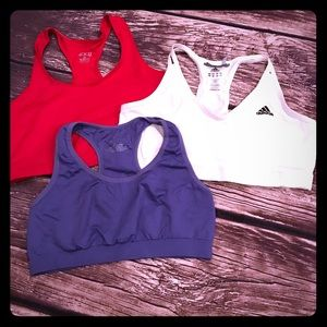 Other - Sports Bras Bundle!