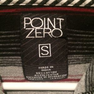 Point Zero Shirts & Tops - Boys Size S Point Zero Hoodie