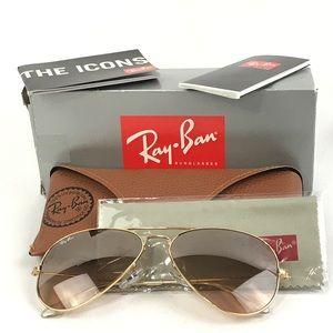 88ef3de308728 Ray-Ban Accessories   Rayban Orb3025 0013e 5814 135 Aviator   Poshmark