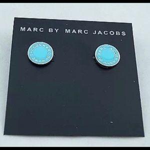 Jewelry - MJ disc stud earrings