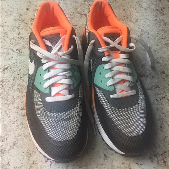 Nike Air Max Color Sneaker Unique Tennis Gym Shoe