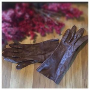 Accessories - NWT Leather Golves