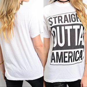 Tops - 🇺🇸Straight Outta America 🇺🇸