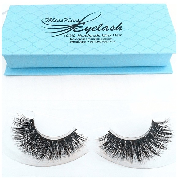87c907a4e61 Miss Kiss Makeup | Mink Lashes | Poshmark