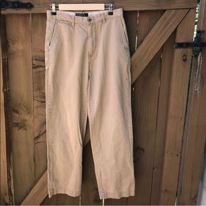 Polo Ralph Lauren khaki pants size 30/30