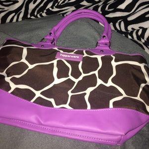 Handbags - NWOT Tupperware purse/bag