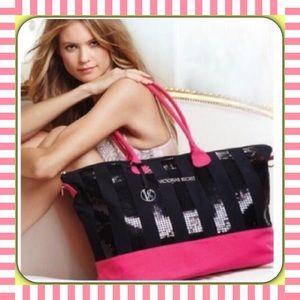 Victoria's Secret Sequin Bag