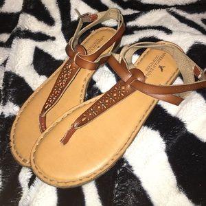 ✨PRICE DROP✨AMERICAN EAGLE - Strappy Sandals