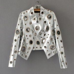 COMING SOON!! 100%Fabulous Metallic jacket
