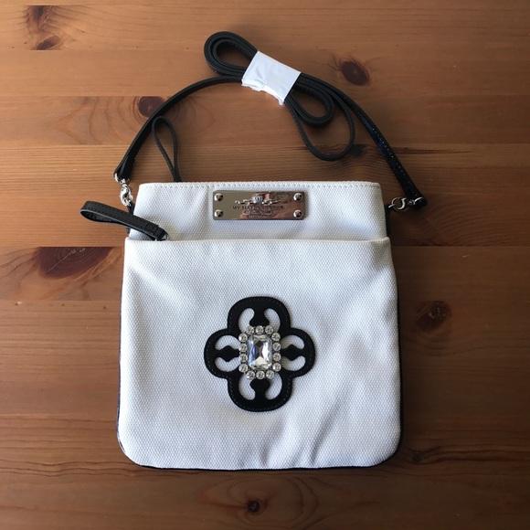 My Flat in London Bags   Hp 820 Nwt Crossbody Bag   Poshmark dfa0d47c2c