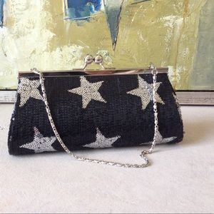 Handbags - Special occasion sequined purse