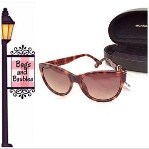 Michael Kors Olivia Tortoise Sunglasses | NWT