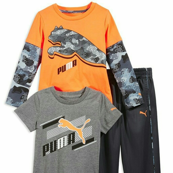 16317dbc7121 Puma Other - Puma 3-Pc. T-Shirt