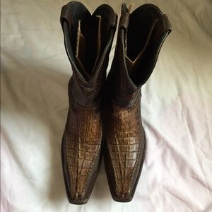 Other - Urban Western Boot Crocodile made By Cuadra Boots