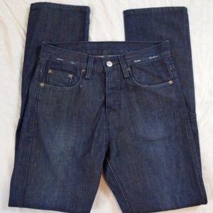 e6dae81c Ksubi Jeans - Ksubi Dee Dee Preloved Raw Indigo Jeans 28 X 31
