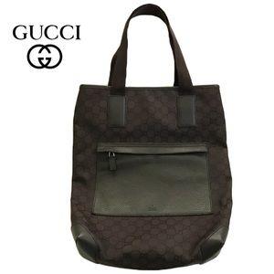 Gucci GG monogram tote bag