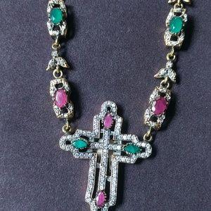 Jewelry - Antique Cross