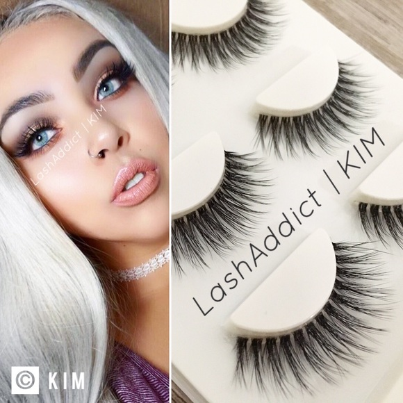 Makeup Clear Band Mink Lashes Kim B Lilly Lashes Poshmark