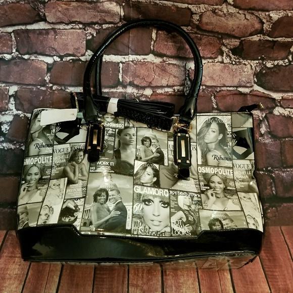 5d07769f7995e7 Bags | Celebrity Handbag Beyonce Michelle Obama Rihanna | Poshmark