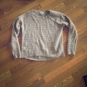 Old Navy comfy sweater- size M