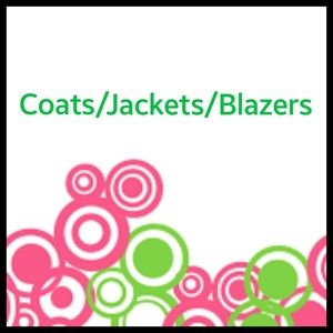 Jackets & Coats - Coats/Jackets/Blazers