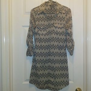 Dresses & Skirts - Button Down Tunic