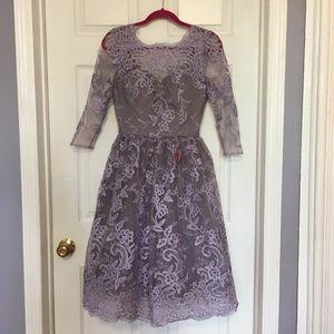 Dress Poshmark DressesElisa Chi Lilac London In WHDEI29