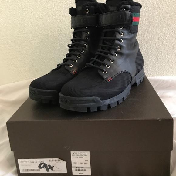 Gucci Shoes | Mens Gucci Boots 95