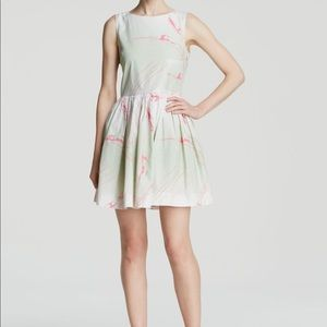 """Marc by Marc Jacobs """"milk marble"""" dress"""
