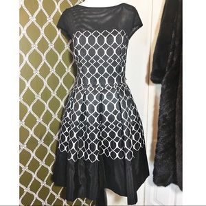 Amazing Fit & Flare Dress With Pockets - NWT