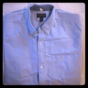 Urban outfitters lightweight blue button down CPO